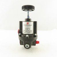 Fairchild Kendall Model 10 Pneumatic Precision Regulator 0-20 psi adjust 500 psi