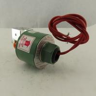 "ASCO RED HAT FTX8320B4PV10610 Bronze 1/8"" 3-Way Solenoid Valve 120V"