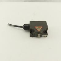 Balluff BNS 819-B02-D12-61-12-3B 2 Position Mechanical Cam Switch