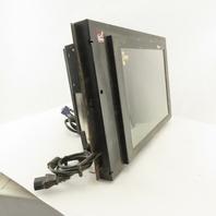 """OSAI Win Media 15"""" Flat Screen Operator Control HMI Screen"""