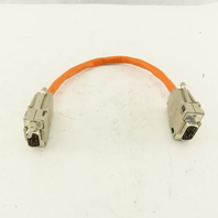 """Molex FMK 1G D-Sub Connector Terminated Cable Pigtail 12"""""""