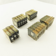 Omron G7T-1112S 24VDC Relay Module Lot Of 23