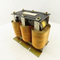 Fanuc A81L-0001-0120-03 130A 0.13mH 3 Phase Line Reactor