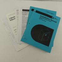 Cummins OTEC 40-1000A Transfer Switch Operator Installation Electrical Manuals