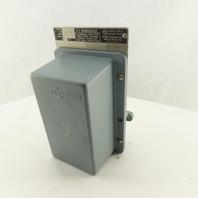 Moore Model 781P6 P/E Transducer 3-15 PSI