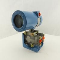 Rosemount 1151DR2F22M1B2 Draft Range Differential Pressure Transmitter 1000 PSI