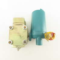 Honeywell 411E1-3001-14-01 Diffused Silicon Transmitter 3000 PSI Max