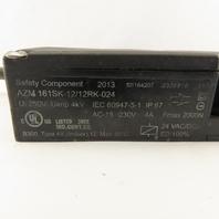 Schmersal AZM161SK-12/12RK-024 230V Mechanical Gate Door Guard Interlock