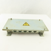 "10-1/4"" x 4"" x 2"" Deep Electrical Junction Box"