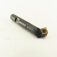 "Kennametal KIPR046SD2645 Indexable Boring Bar Tool Holder 1/2'' Shank 1"" Proj."