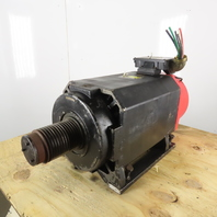 Fanuc A06B-0832-B200 15-30kW 757-4000 RPM 3Ph 155/230V Two Speed AC Servo Motor