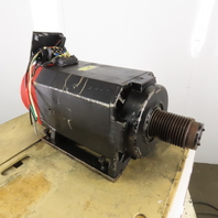Fanuc A06B-0832-B200 15-30kW 757-4000 RPM 155/230VAC Two Speed AC Servo Motor
