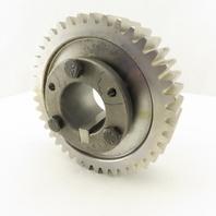 Browning YSS8P40 40T External Tooth Spur Gear 8DP 20° PA 1-1/2 Face x 5-1/4