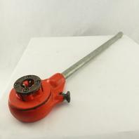 "Ridgid D-286 Ratcheting Pipe Threading Head Handle 1/2"" Die"