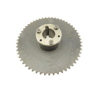 Browning 40P54 #40 Single Strand Roller Chain Sprocket 54T P1 Bushing Bore