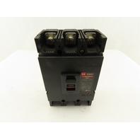 LG ABE 203 125A 3 Pole 600V Circuit Breaker