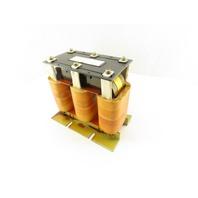 Fanuc A81L-0001-0124-03 0.1mH 126A 3Ph Line Reactor