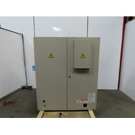 """Electrical enclosure 61""""x51""""x16"""" Double Door W/ Back Plate"""