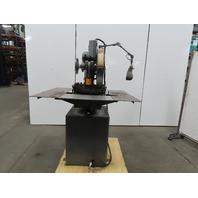 Di-Acro No. 18 Turret Punch Press 18 Station Sheetmetal Working 30/460V 3Ph