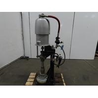Graco Bulldog 237-208 Air Powered Ram 55:1 Pump Assy For 5 Gal. Bucket Unloader