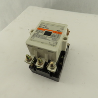 Fuji SC1CBAA SC-N6 600V 100Hp Magnetic Contactor 100-110V AC/DC Coil