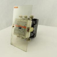Fuji SC1FBAA SC-N7 600V 125Hp Magnetic Contactor 100-110V AC Coil