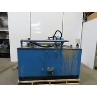 5Hp 300 Gallon Hydraulic Power Unit W/Parker PFVH25A12R1FV1 Pump 230/460V 3 Ph