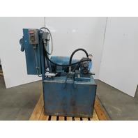 10 Hp 60 Gallon Hydraulic Power Unit 208-230/460V 3 PH W/Vickers Vane Pump