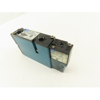 MAC 92B-AAF-000-DM-DFFP-1DM 2 Way Single Solenoid Pneumatic Valve 24VDC Coil