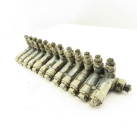 Vogel 12 Port Piston Lubricator Distributor Manifold