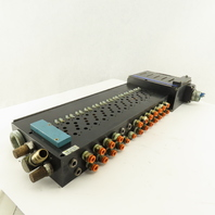 MAC 13 Channel Pneumatic Logic Circuit Bar For 92B Series Valves