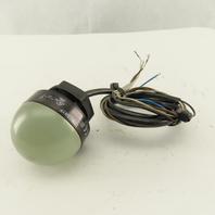 Banner K50LGRYP EZ-Light 10-30VDC Green Red Yellow Indicator Light