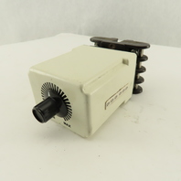 Square D Class 9050 JCK-14 On Delay Timing Relay 1.2-120 Sec With Socket Base