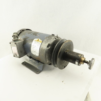 Baldor 35L108Y334 3Hp 1725RPM 3Ph 208-230/460V AC Motor W/ MCW-600
