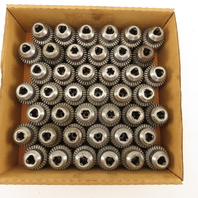 "Jacobs 33BA Drill Chuck Threaded 5/8""-16 Capacity 5/64-1/2"" 2MM - 13MM Lot of 42"