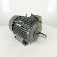 Fuji Electric MLA3135A 7.5Kw 3 Phase Induction Motor 4 Pole 132M Frame