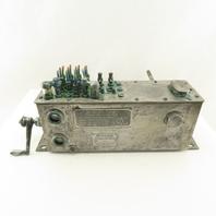 Madison Kipp No. L 191 Lubricator Lubricating Unit