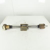 Okuma 2SP-V60 X-Axis Ball Screw Assembly