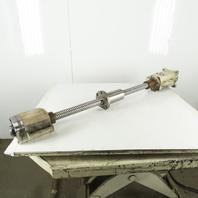 Okuma 2SP-V60 Z-Axis Ball Screw Assembly