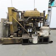 Cummins KT19 450Hp 6 Cylinder Turbo Diesel Engine Assembly