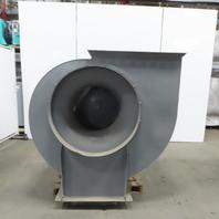 New York Blower 333-ACF Size General Purpose Fan 208-230/460V 3PH 7.5HP Motor