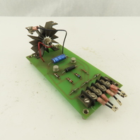 O.S.W. Shunt 50A 50MV PCB Rectifier Circuit Board