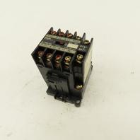 Fuji SJ-0G/UL Magnetic Contactor Motor Starter 240V 3Hp
