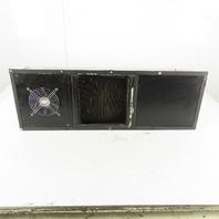 Okuma HPC-K40A 200V Cabinet Cooler Heat Exchanger 400W/10 Deg