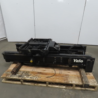 Yale MRW030LAN24SV083  Powered Pallet Reach Stacker Mast Assembly