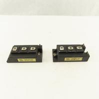 Fuji 2MB1200N-060 200A 600V IGBT Module Power Transistor Okuma VAC III Lot Of 2