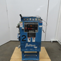 Quincy 60Hp Rotary Screw Air Compressor Control Panel Cabinet