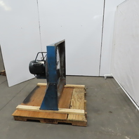 """Quincy 60Hp Rotary Screw Air Compressor 32"""" Dia Radiator After Cooler Fan 460V"""