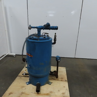 Quincy 60Hp Rotary Screw Air Compressor Oil Sump Filter Housing