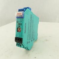 Pepperl + Fuchs KFA5-SR2-Ex2W 103370S Two Channel Switch Amplifier 115V